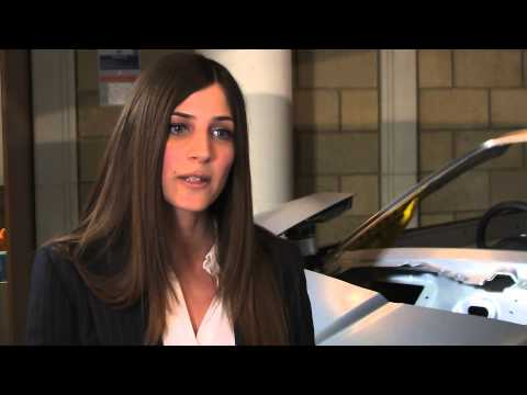 WORKING WITH ALUMINIUM: BODY STRUCTURES ENGINEER - REBECCA LEES, JAGUAR LAND ROVER