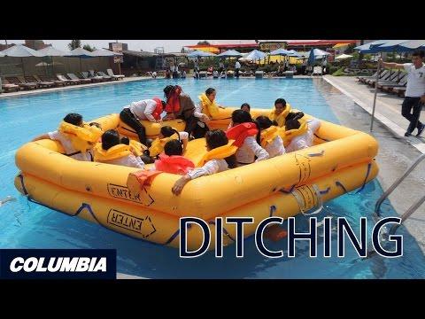 DITCHING COLUMBIA 2016