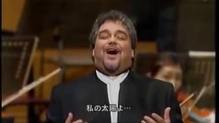 Salvatore Licitra - O sole mio  オー・ソレ・ミオ