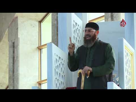 Пятничная проповедь о запрете курения в Исламе и  об обычаях народа в жизни мусульман