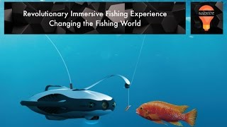 PowerVision PowerRay - The Best 2017 UnderWater Fishing Drone!