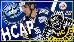 HC Lugano vs HC Ambri Piotta   Tessiner DERBY   NHL 20 CH-Deutsch