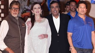Ambani's Grand Party For Mumbai Indians Victory IPL 2017 | Amitabh Bachchan, Sachin Tendulkar