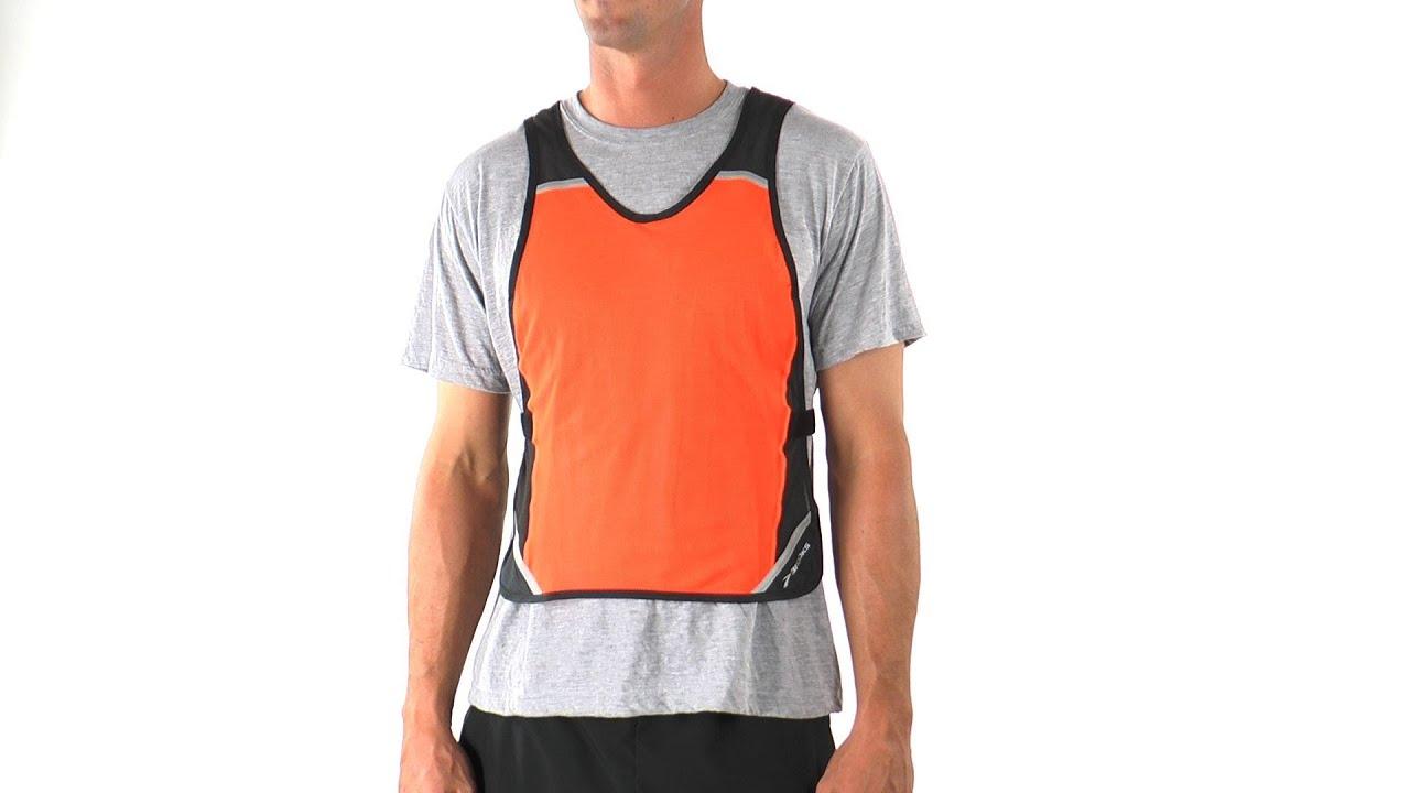 brooks nightlife reflective running vest ii youtube. Black Bedroom Furniture Sets. Home Design Ideas