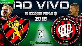 Sport 1x0 Atlético-PR   Brasileirão 2018   Parciais Cartola FC   10ª Rodada   06/06/2018