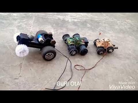 Sirra tochan tractor vs tank GuRi OtAl bro....