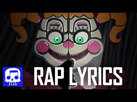 "Download FNAF Sister Location Rap LYRIC VIDEO by JT Music - ""You Belong Here"""