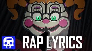 fnaf sister location rap lyric video by jt machinima you belong here