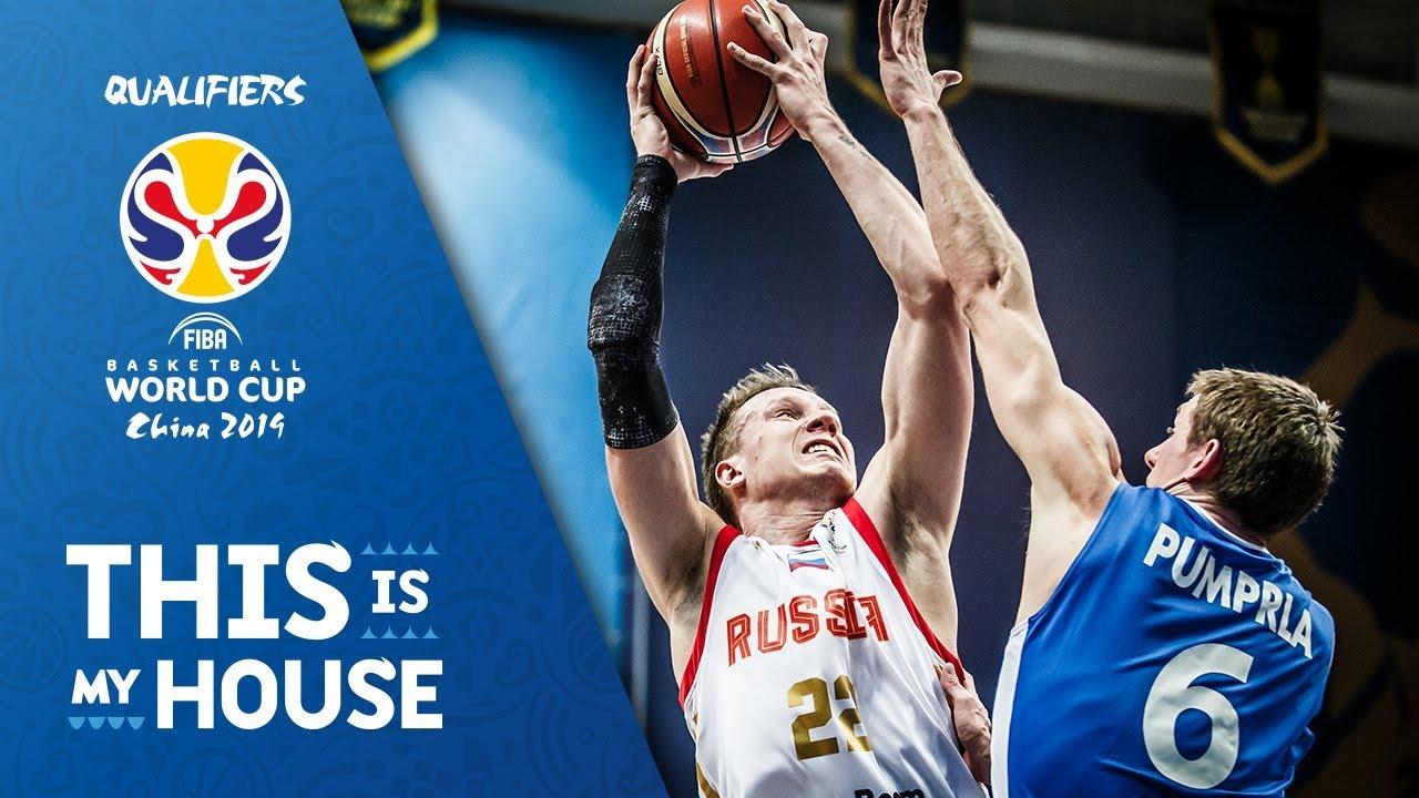 Russia v Czech Republic - Full Game - FIBA Basketball World Cup 2019