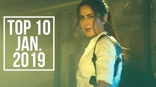 Top 10 Bollywood/Hindi Songs Of The Week | JANUARY 5,2019