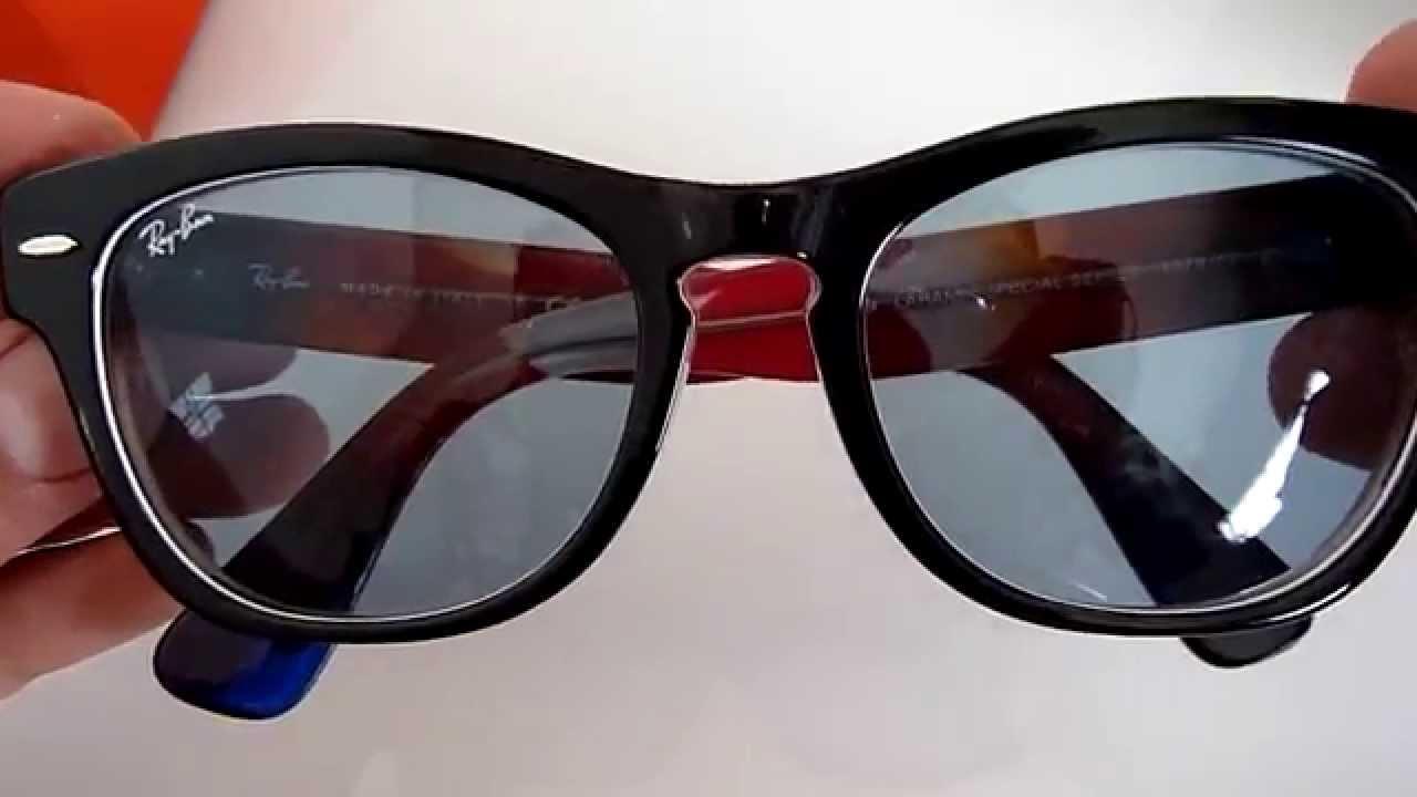 lentes ray ban  (a laventa) lentes ray ban modelo laramie para el sol. nuevos.