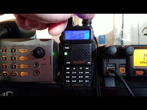 DMR, PDMR, MURS, Analog radio