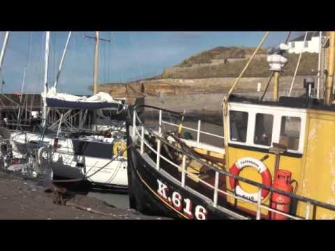 DKOB Sailing Burghead Nov12