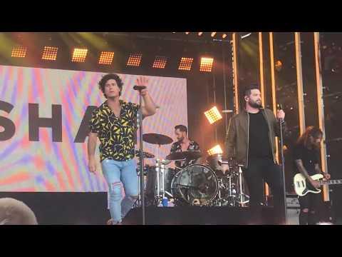 Dan + Shay - All To Myself (7/31) - Jimmy Kimmel Live