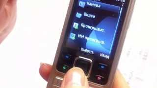 видео обзор Nokia 6300 black silver Оригиналы