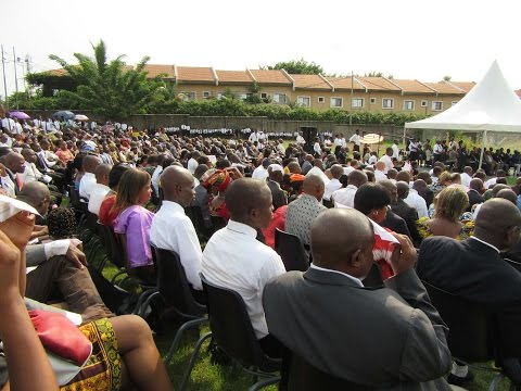 Church Growing Rapidly in Africa