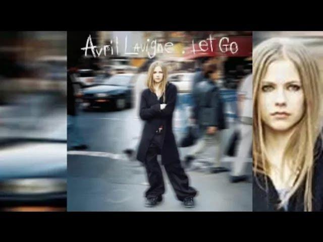 Avril lavigne naked, me singing - YouTube