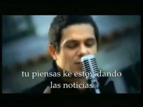 Alejandro Sanz - The Hardest Day Lyrics | MetroLyrics