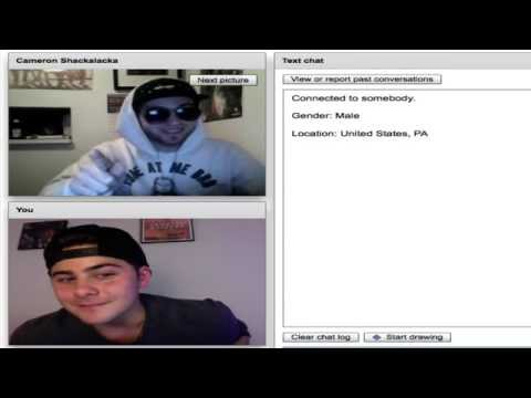 Freestyle Raps on Chatroulette Experience