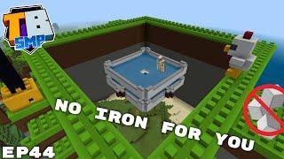 My Iron Farm Is Broken - Truly Bedrock Season 2 Minecraft SMP Episode 44