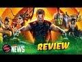 Thor: Ragnarok Spoiler Review