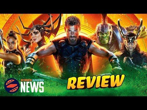 Download Youtube: Thor: Ragnarok Spoiler Review