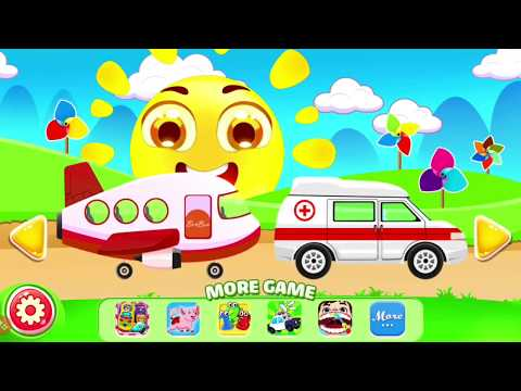 Car Builder  Car For Kids   KIDS GAME CHANNEL   Part1