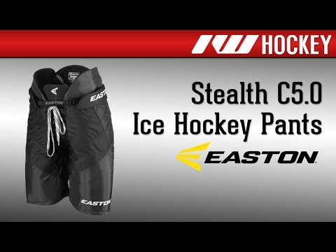 Easton Stealth C5.0 Ice Hockey Pants Review
