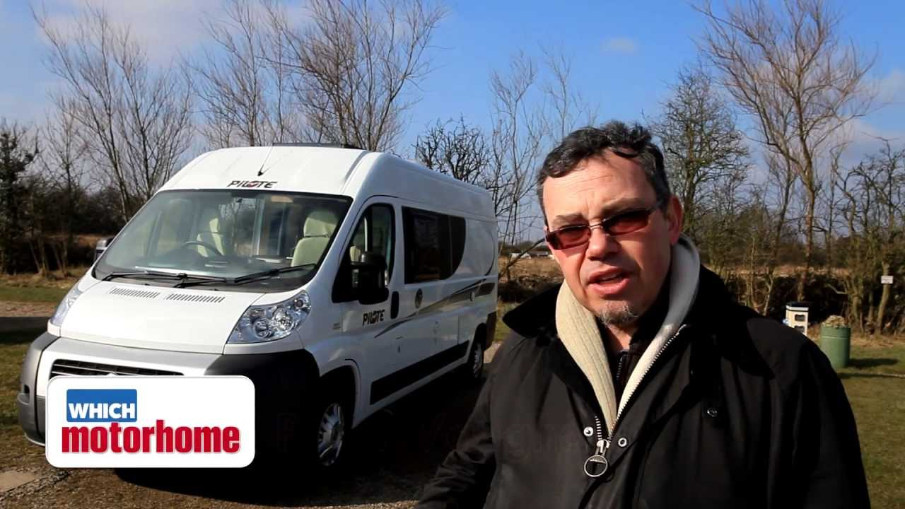 Van Conversion Review Pilote Aventura F600 DGA Which Motorhome Magazine
