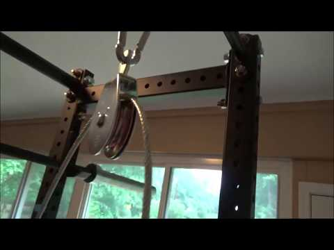 Cheap Alternative To Spud Inc Pulley/Cable System - DIY