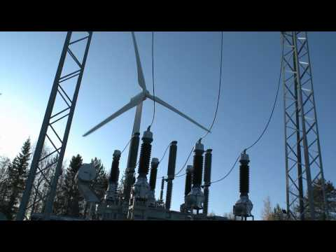 ABB's power products for Finland's largest wind farm