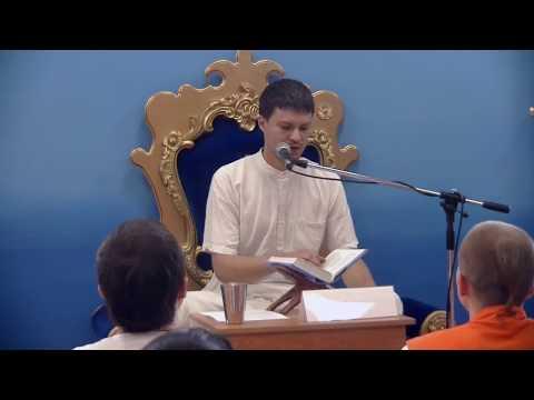 Шримад Бхагаватам 1.11.14-15 - Лиланатх прабху