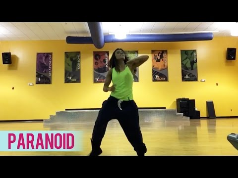 Ty Dolla Sign - Paranoid ft. B.o.B. (Dance Fitness with Jessica)