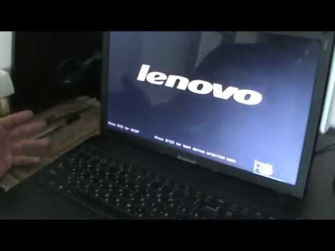 Lenovo G565 .Не работает экран ноутбука. Ремонт ноутбука леново за пять минут.