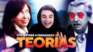 CFK MAT0 A NESTOR Y VA POR FERNANDEZ