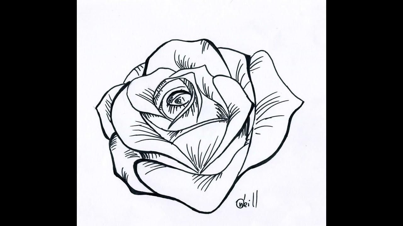 Imparando a tatuare preparazione dello stencil youtube for Disegni inazuma eleven da stampare