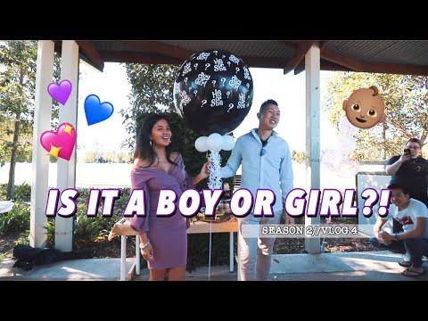 We had a gender reveal!! ⎮ SEASON 2 // VLOG 4 thumbnail