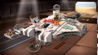 Lego Star Wars 75053 Лего Звездные войны Звёздный корабль Призрак