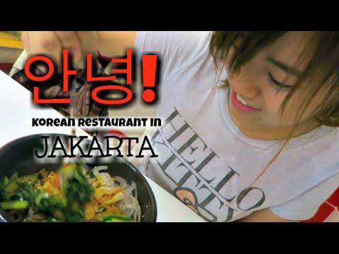 Best Korean Food Restaurant in Indonesia