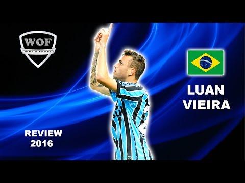 LUAN VIEIRA | Gremio | Goals, Skills, Assists | 2016 HD