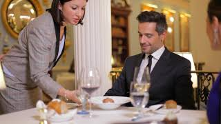 The Lanesborough, London - Celeste Restaurant