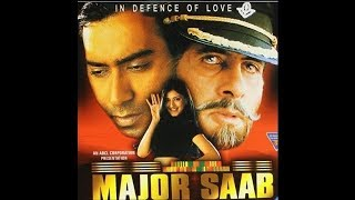 Major Saab Full Movie 2017   Amitabh Bachchan   Ajay Devgan   toilet ek prem katha full movie  2017