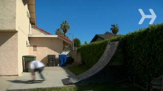 How To Drop In On A Quarter-pipe