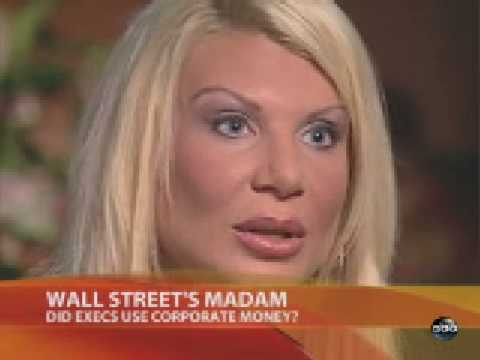 Wall Street BailOut Money for Prostitution