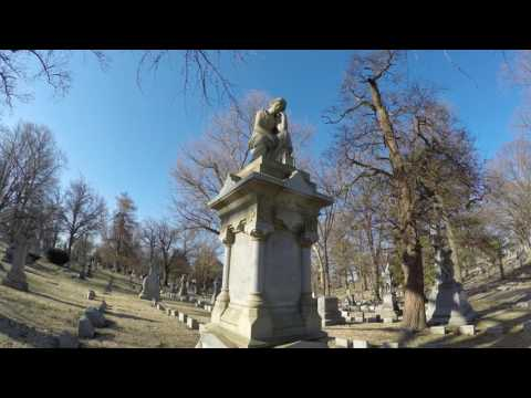 A tour of Woodland Cemetary and Auboretum