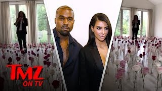 Kanye Gets Kenny G To Make Kim's V Day | TMZ TV
