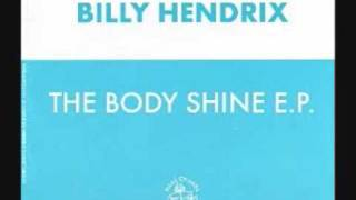 Billy Hendrix - Never Mind [1998]