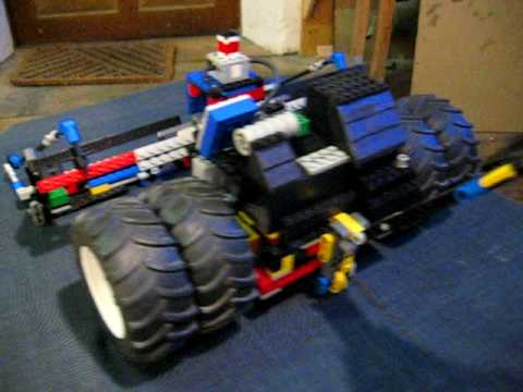 lego technik motorm her youtube. Black Bedroom Furniture Sets. Home Design Ideas