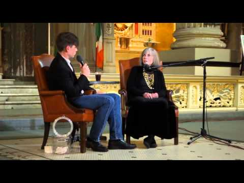 Anne Rice discussing the future of the Mayfair Witches, October 2015