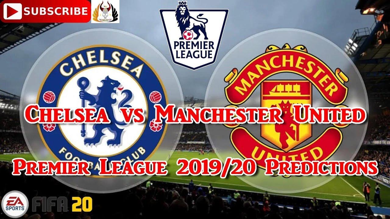Chelsea vs Manchester United | 2019-20 Premier League ...
